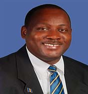 The Hon. Donville Inniss, M.P.