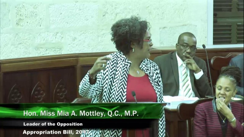 Hon. Miss Mia A. Mottley