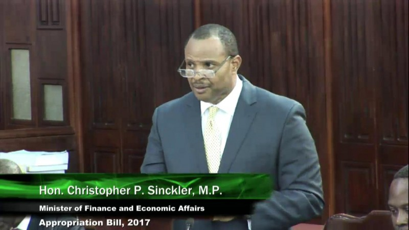 Hon. Christopher P. Sinckler: Part 2