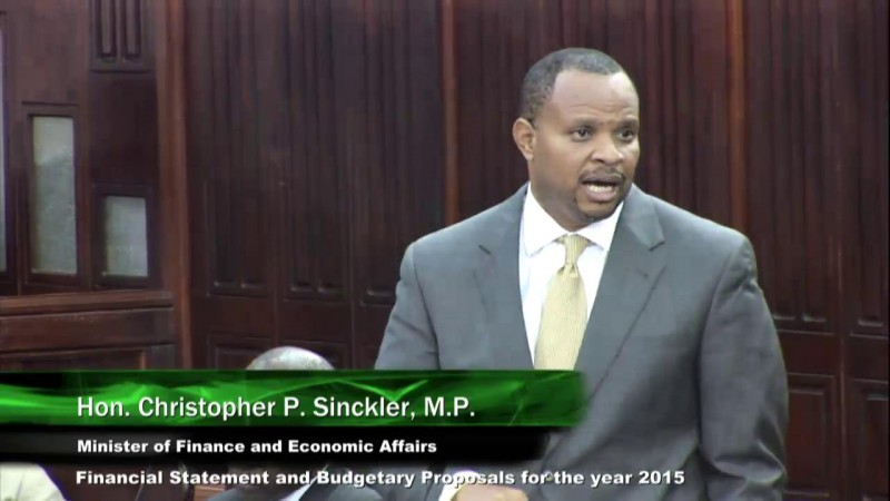Hon. Christopher P. Sinckler