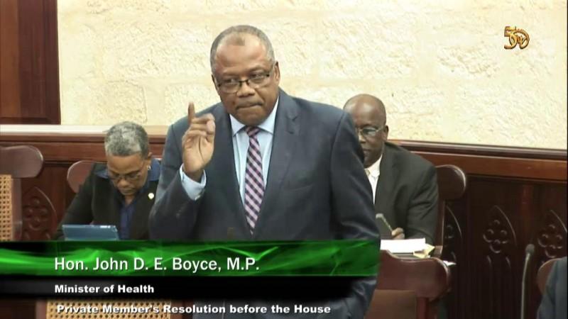 Hon. John D. E. Boyce