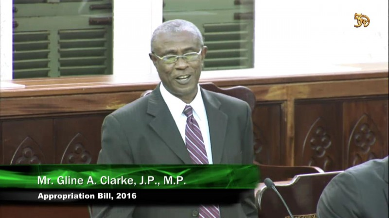 Mr. Gline A. Clarke