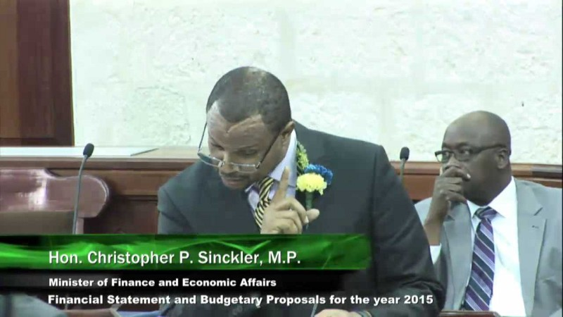 Hon. Christopher P. Sinckler: Part 1