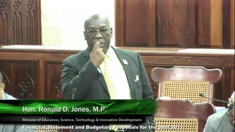 Hon. Ronald D. Jones