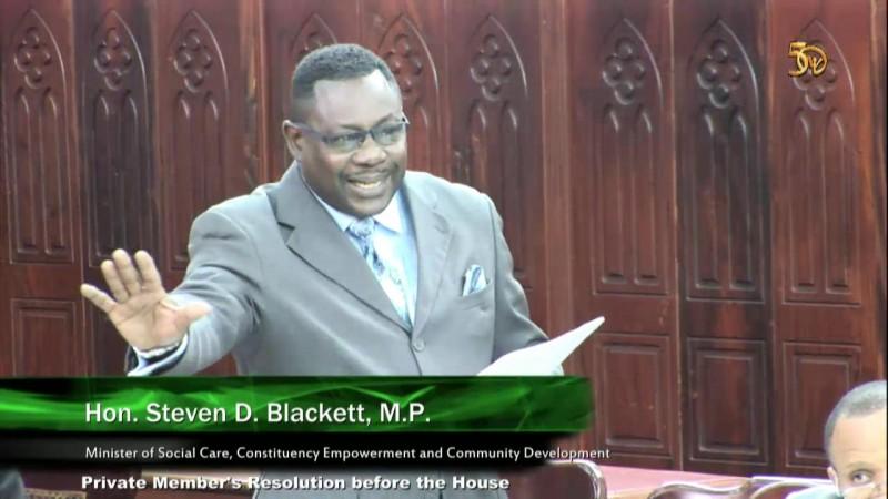 Hon. Steven D. Blackett