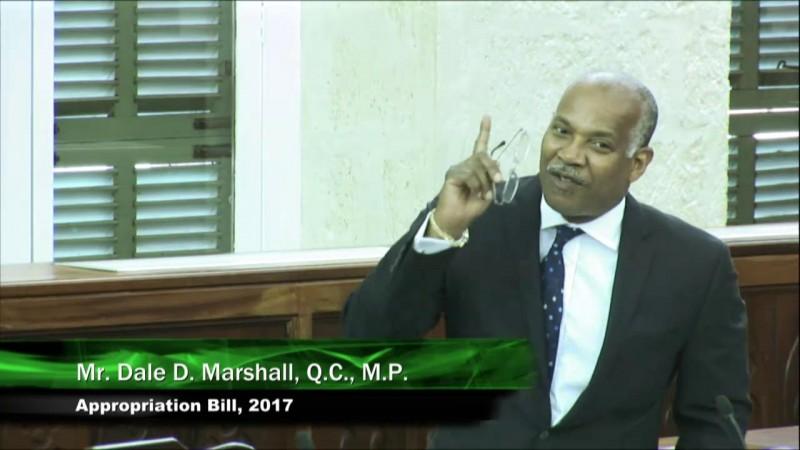 Mr. Dale D. Marshall