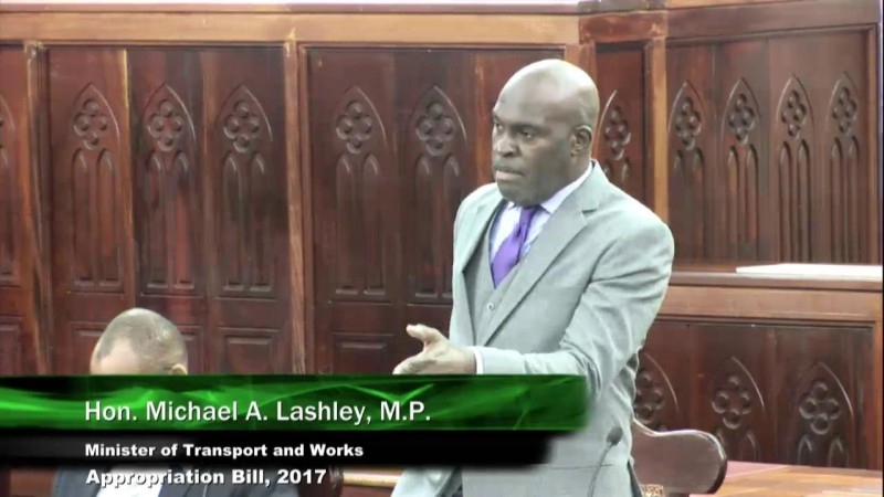 Hon. Michael A. Lashley