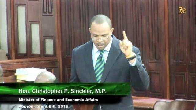 Hon. Christopher P. Sinckler: Part 3