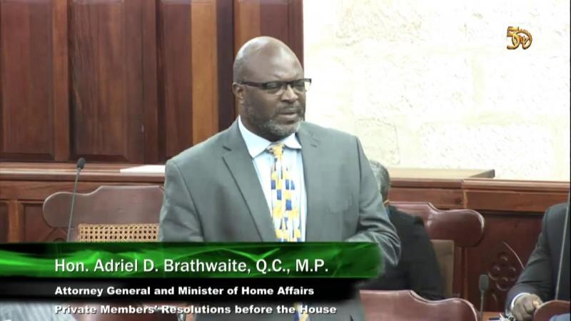 Hon. Adriel D. Brathwaite