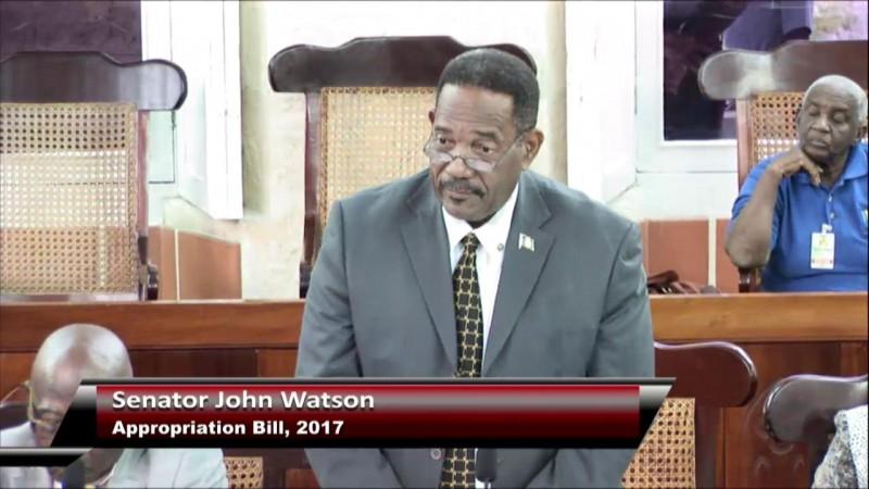 Senator John A. Watson