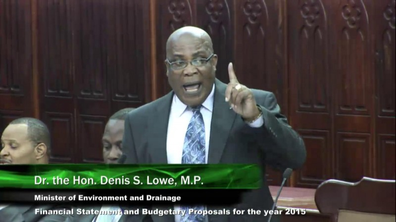 Dr. the Hon. Denis S. Lowe