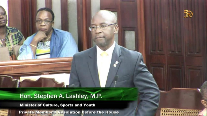 Hon. Stephen A. Lashley